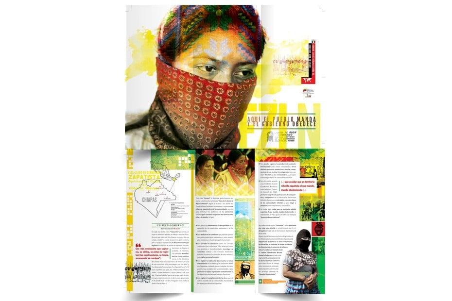 El buen gobierno según el EZLN