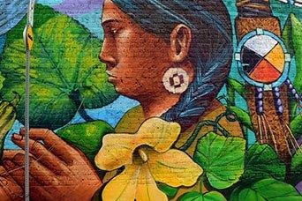 Monstruas del arte urbano: Paula Tikay
