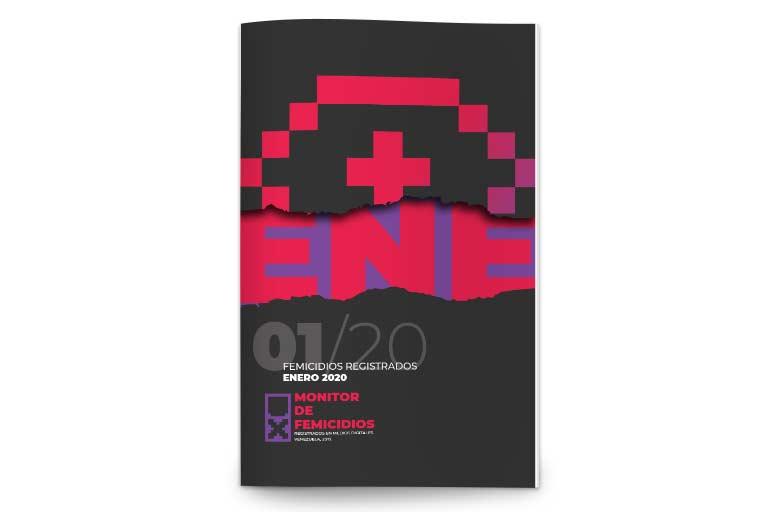 ENERO 2020. Informe  Especial del Monitor de Femicidios