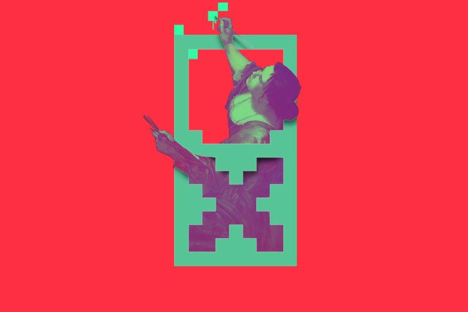 Pixeladas