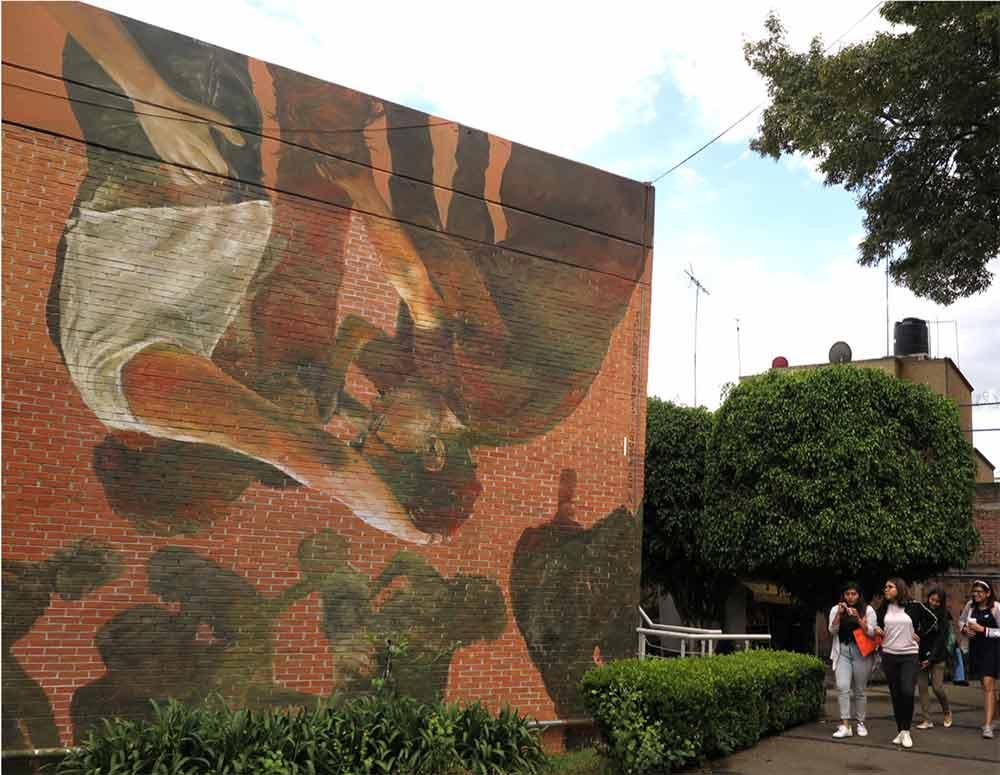 Monstruas del arte urbano: Agus Rúcula