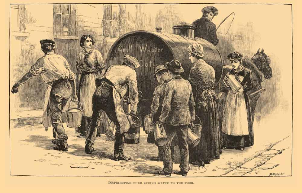 pandemia de cólera en Hamburgo 1882