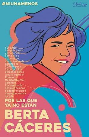 Berta y Lesbia: la lucha lenca por los ríos en Honduras