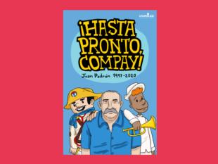 ¡Hasta pronto, Compay! Juan Padrón