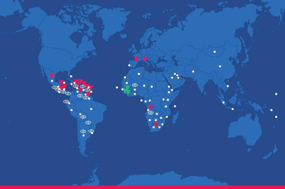Cuba y la cooperación médica internacional