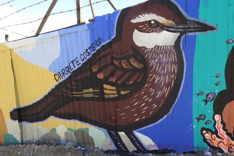 Monstruas del arte urbano: Telly Gacitúa, de la Brigada Negotrópika