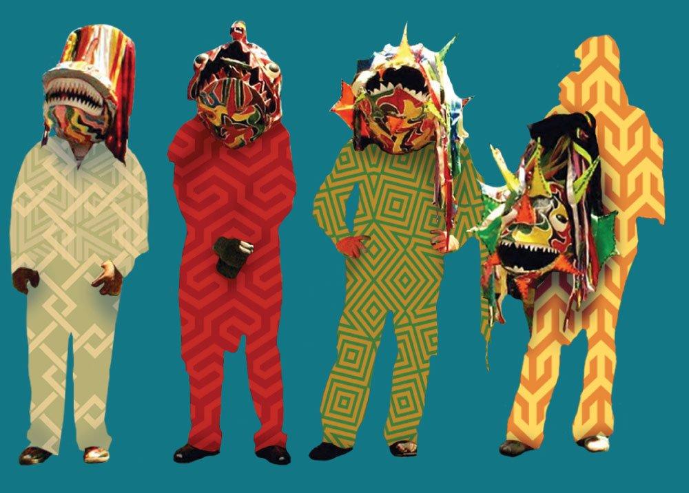 diablos danzantes de Naiguatá