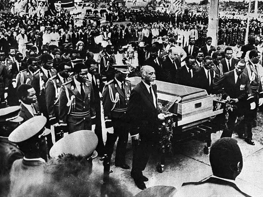 Funeral de Samora Machel