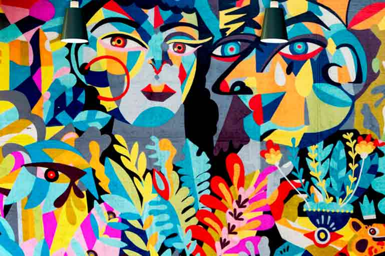 Monstruas del arte urbano: Ledania