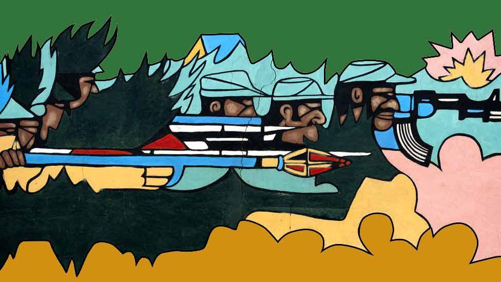 mural mozambique
