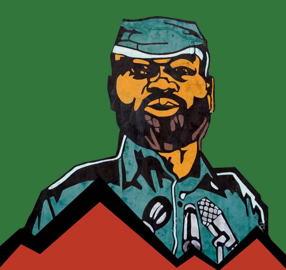 Mural Samora Machel