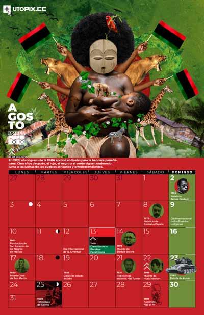 calendario para descargar de agosto 2020