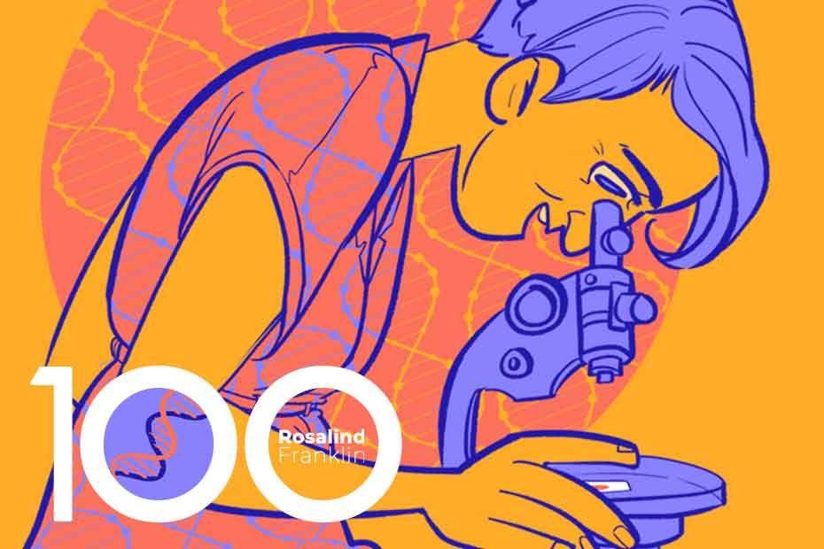 Rosalind Franklin: A 100 años de su nacimiento