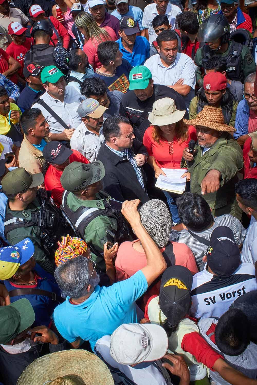 La Marcha Campesina Admirable