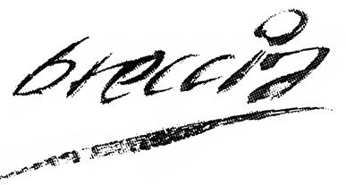 firma de Alberto Breccia