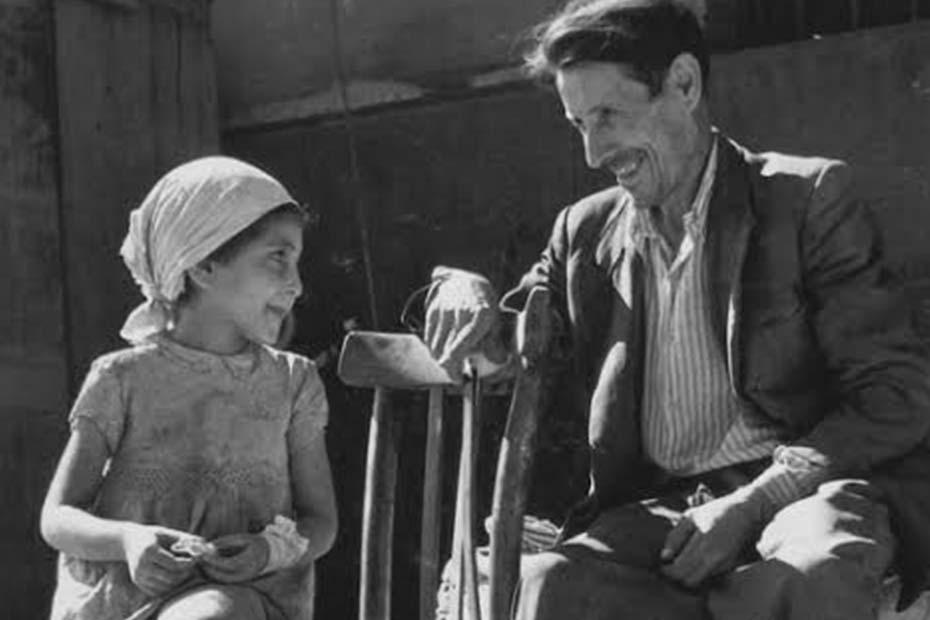 La mirada humana en la fotografía de Robert Capa