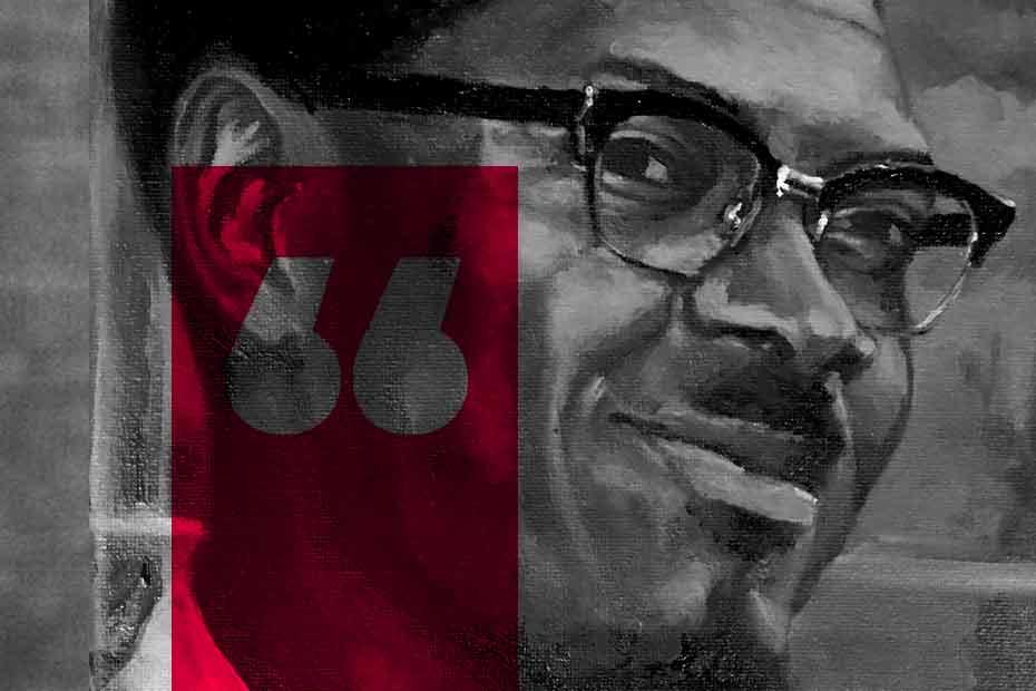 Patrice Lumumba sobre los desafíos políticos y culturales de la independencia