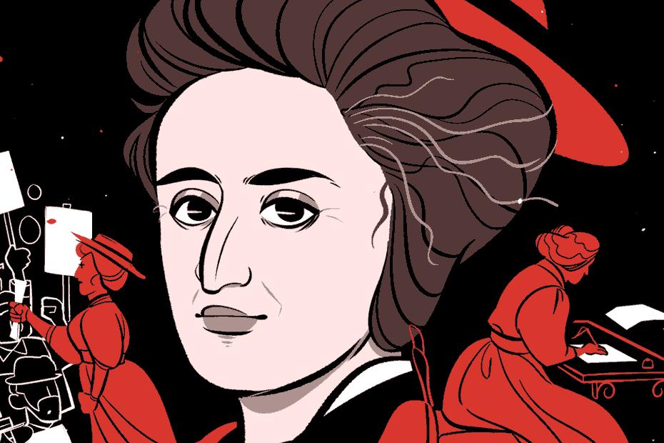 Rosa Luxemburg and anti-war internationalism