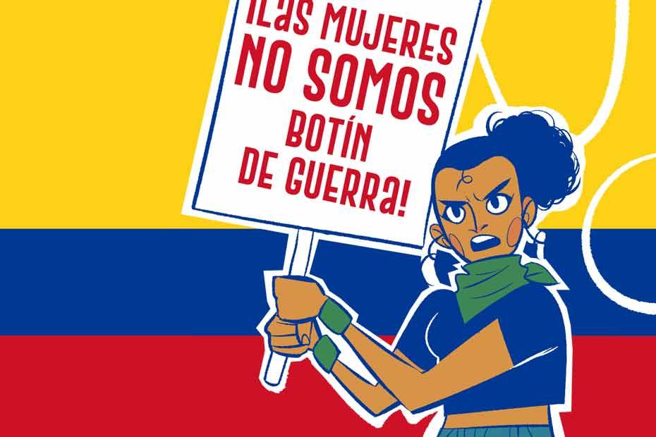 Violencia sexual en Colombia